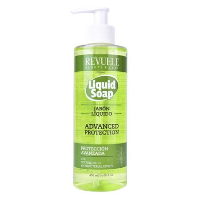 Liquid Hand Soap REVUELE Tea Tree Oil 400ml