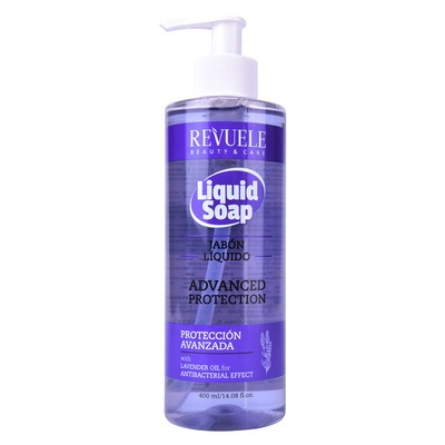 Liquid Hand Soap REVUELE Lavander Oil 400ml