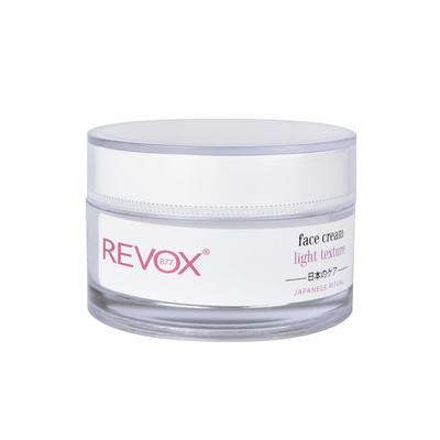 Krema za lice protiv bora REVOX B77 Japanese Ritual 50ml
