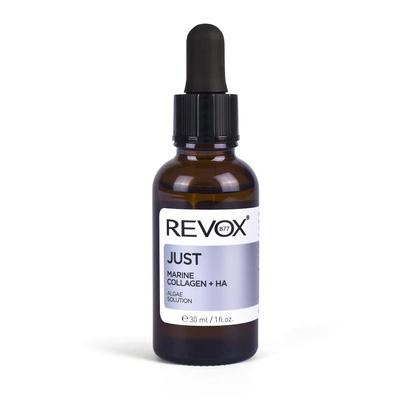 Serum za hidrataciju kože lice REVOX B77 Just Marine Collagen + HA 30ml