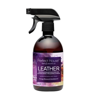 Milk for Cleaning Natural Leather BARWA Perfect House 480ml