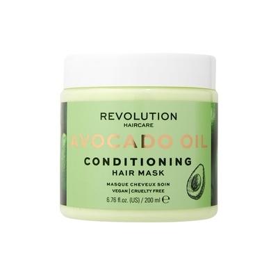 Conditioning Hair Mask REVOLUTION HAIRCARE Avocado Oil 200ml