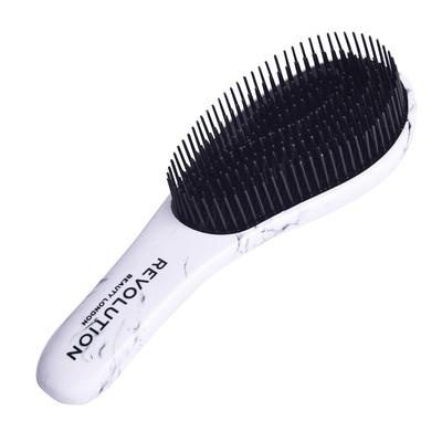 Hair Brush Detangler REVOLUTION HAIRCARE Marble