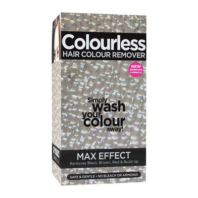 Skidač farbe bez blanša (crne, braon i crvene nijanse) COLOURLESS Max Effect