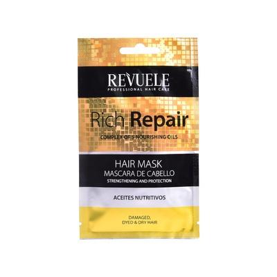 Maska za obnavljanje kose REVUELE Rich Repair 25ml