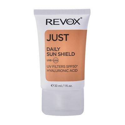 Daily Sun Shield REVOX B77 Just SPF50 Hyaluronic Acid 30ml