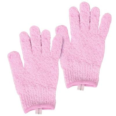 Rukavice za piling tela CALA 69523 Pink 2/1