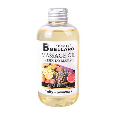 Slim Effect Massage Oil FERGIO BELLARO Fruity 200ml