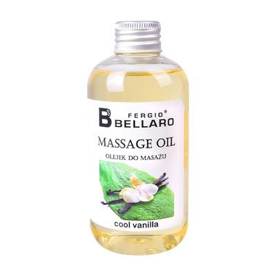 Massage Oil FERGIO BELLARO Cool Vanilla 200ml