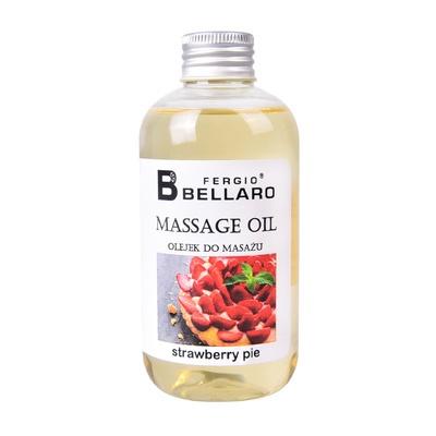 Massage Oil FERGIO BELLARO Strawberry Pie 200ml