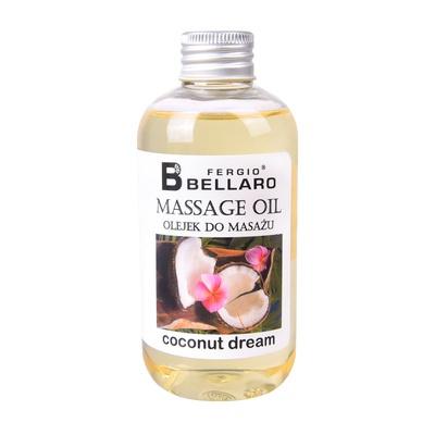Massage Oil FERGIO BELLARO Coconut Dream 200ml