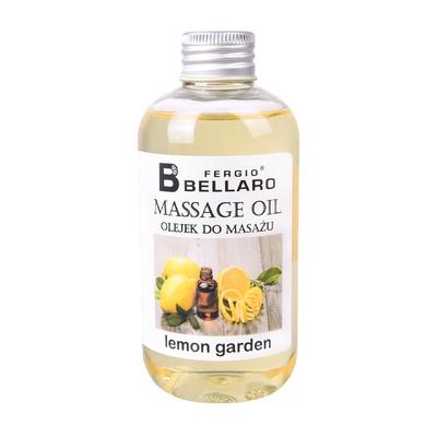 Massage Oil FERGIO BELLARO Lemon Garden 200ml