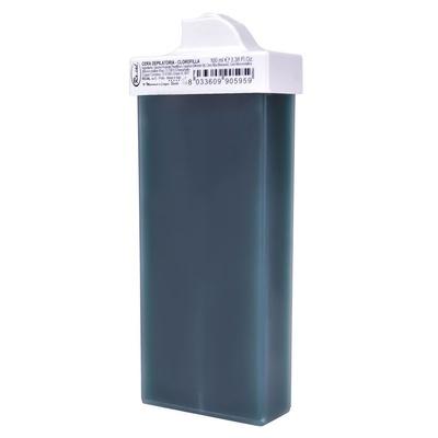 Vosak za hladnu depilaciju u patroni sa mini rolerom ROIAL Hlorofil 100ml