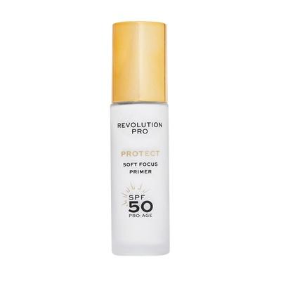 Prajmer za lice sa zaštitnim faktorom SPF50 REVOLUTION PRO Protect Soft Focus Primer 27ml