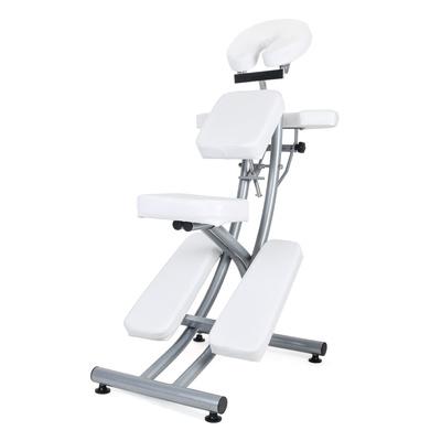 Stolica za masažu i tetoviranje NS206A Bela