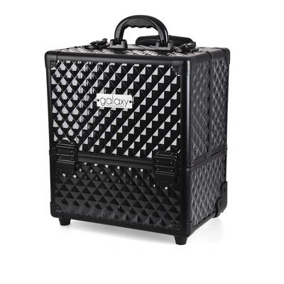 Kofer za šminku, kozmetiku i pribor GALAXY TC-3341BBD Crni sa točkićima