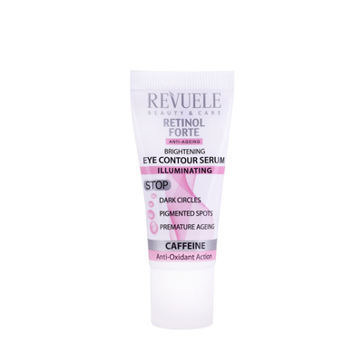 Brightening Eye Contour Serum REVUELE Retinol Forte 25ml