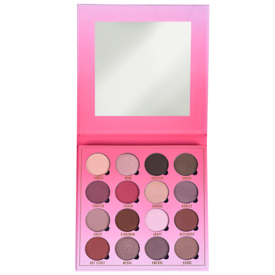 Paleta pigmenata MAKEUP OBSESSION Be the Game Changer 20.8g