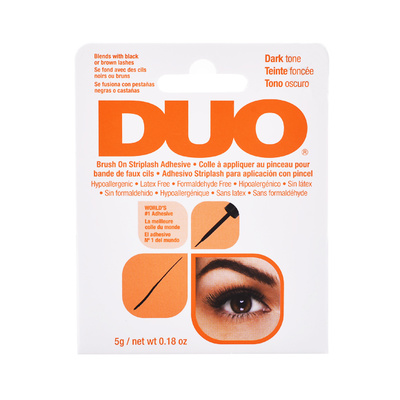 Eyelash Adhesive DUO Black 5g