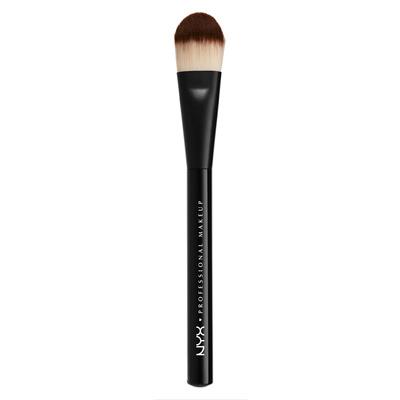 Četkica za puder NYX Professional Makeup PROB07 sintetička dlaka