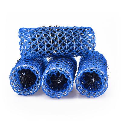 Wire Curlers KIEPE Blue 25x63mm 12pcs