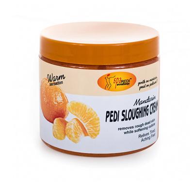 Piling krema za manikir i pedikir SPA REDI Mandarina 474ml