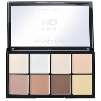 Contouring Palette REVOLUTION MAKEUP Ultra Pro HD Cream Contour Fair 20g