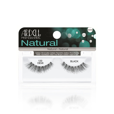 Strip Eyelashes ARDELL Natural Demi 120