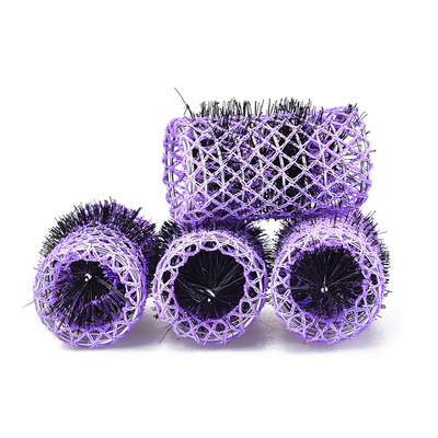 Wire Curlers KIEPE Violet 36mm 12pcs