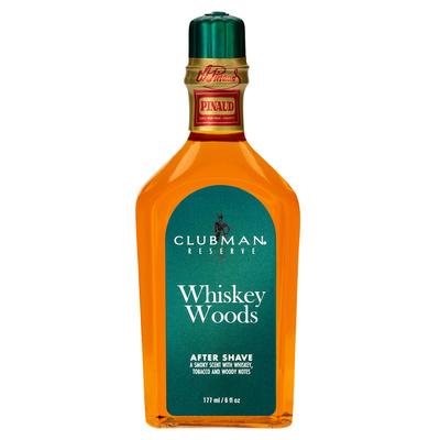 Kolonjska voda posle brijanja CLUBMAN Whiskey Woods 177ml