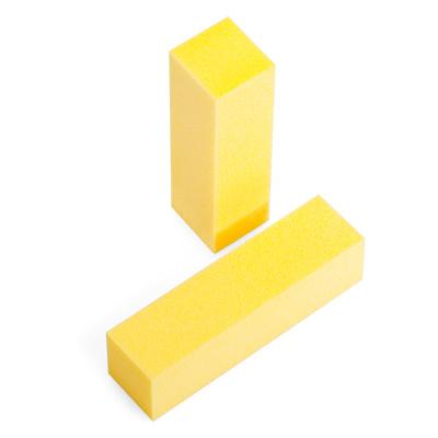 Block Nail File B11 Yellow 100#