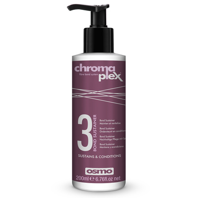 Hair Protection System During Chemical Treatments OSMO ChromaPlex Step 3 200ml