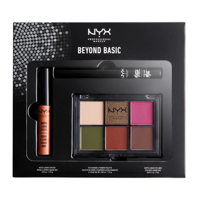 Set za šminkanje NYX Professional Makeup Beyond Basic LOOKSET17