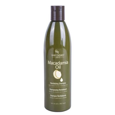 Macadamia Oil Revitalizing Hair Shampoo Sulfate Free HAIR CHEMIST 295.7ml