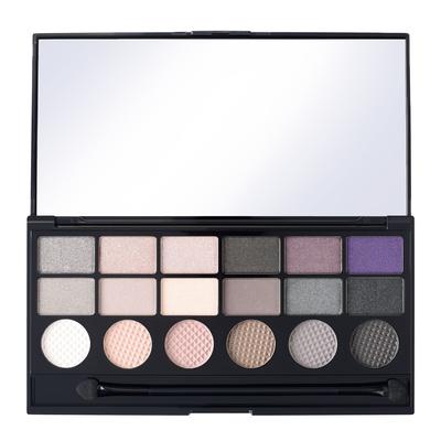 Eyeshadow Palette MAKEUP REVOLUTION Hard Day 13g