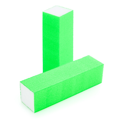 Block Nail File B20 Green 150#