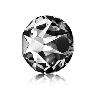 Kristali za nokte SWAROVSKI A 2088 XIRIUS Rose SS20 Black Diamond 20/1