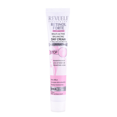 Multi-Active Balancing Day Cream REVUELE Retinol Forte 50ml