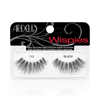 Strip Eyelashes ARDELL Wispies 113