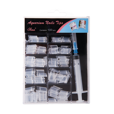 Aquarium Nail Tips AQNT1 100pcs