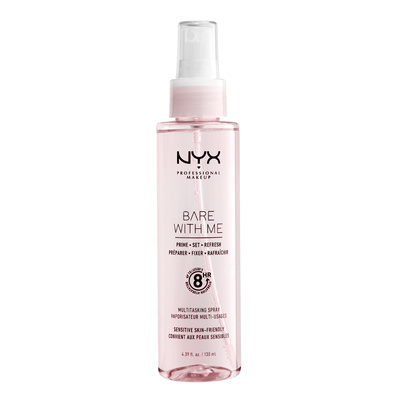 Prime Set Refresh Spray NYX Professional Makeup Bare with Me BWMSP01 130ml