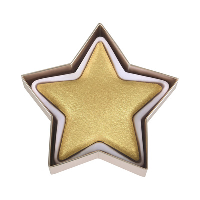 Hajlajter I HEART REVOLUTION Star of the Show Gold Star 3.5g