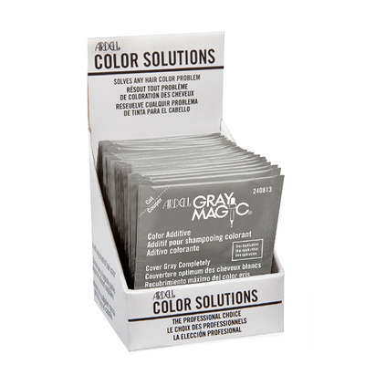 Dodatak farbi za bolje prekrivanje sedih ARDELL Color Solutions Gray Magic 2ml
