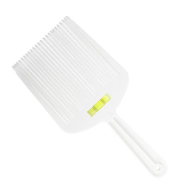 Hair Comb for Highlights HS76839 White