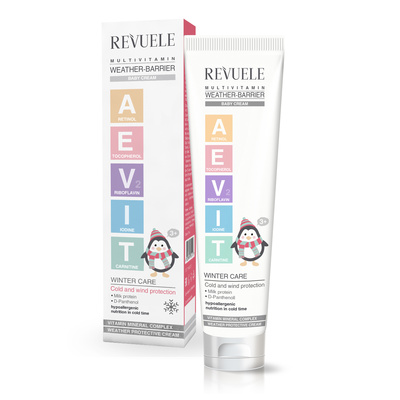 Baby Cream Against Bad Weather REVUELE Aevit  75ml