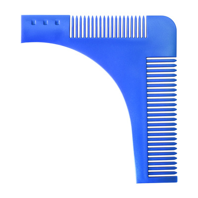 Češalj za oblikovanje i definisanje brade 6220 Plava