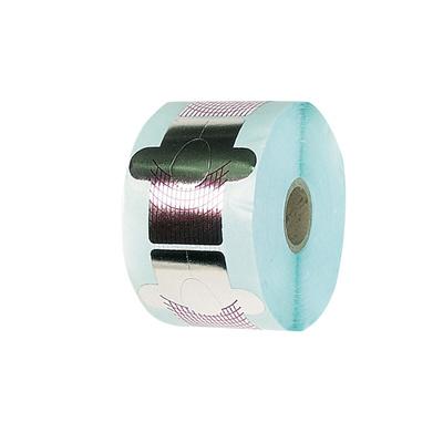 Samolepljivi papirni šabloni za izlivanje noktiju u rolni DFN2 500/1