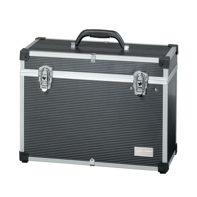 Alu Case For Hair Tools COMAIR Tool Chest Black 45x20x34cm