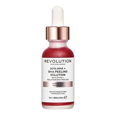 Intense Skin Exfoliator REVOLUTION SKINCARE 30% AHA BHA Peeling Solution 30ml