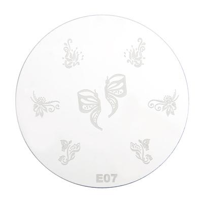 Šablon disk za pečate PMEO1 E07
